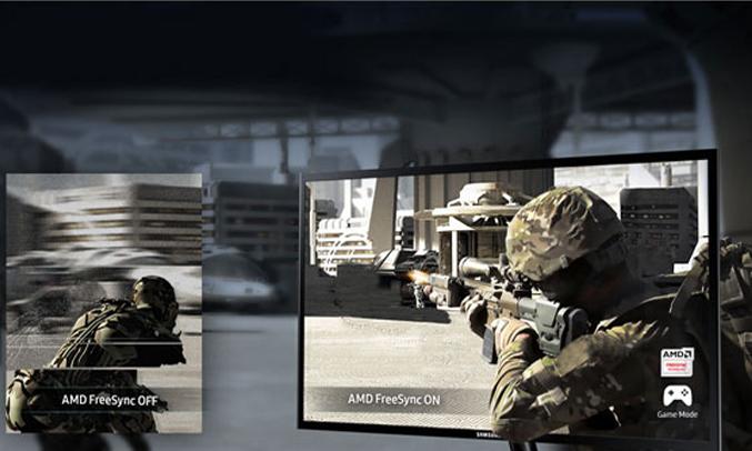 Hoàn hảo với mọi góc nhìn cùng màn hình máytính SamsungLS22F350FHEXXV.