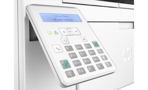 Máy in Laser đa chức năng HP M130FN-G3Q59A có điều khiển tiện ích
