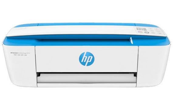Thiết kế máy in phun HP Deskjet 3775 J9V87B nhỏ gọn