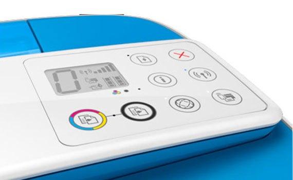 Máy in phun HP Deskjet 3775 J9V87B có nhiều tính năng