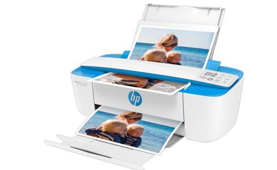 Máy in phun HP Deskjet 3775 J9V87B trang bị kết nối Wi-Fi tiện lợi