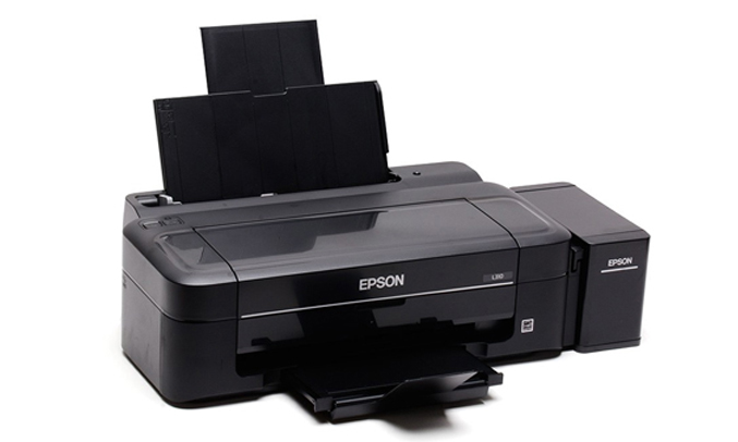 Máy in phun Epson L310 thiết kế tinh tế