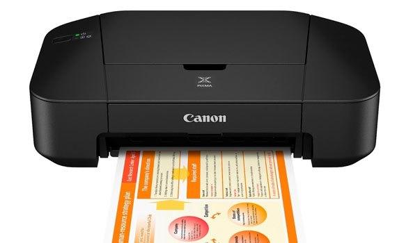 Máy in phun màu Canon Pixma IP2870S thiết kế nhỏ gọn phù hợp với nhiều không gian