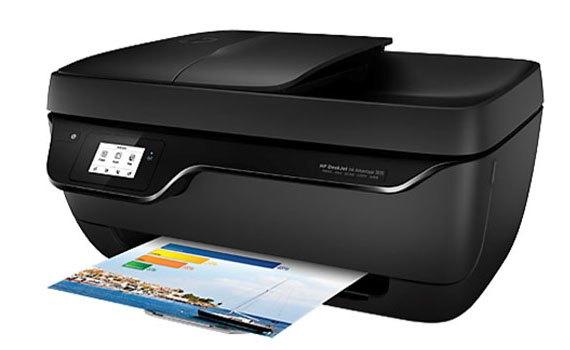 Máy in phun màu đa chức năng HP 3635-F5R9 có thiết kế đẹp