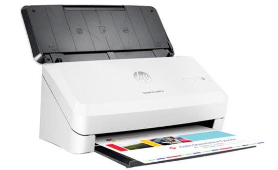 Máy scan HP Pro 2000 S1-L2759A có thiết kế hiện đại, chuyên nghiệp