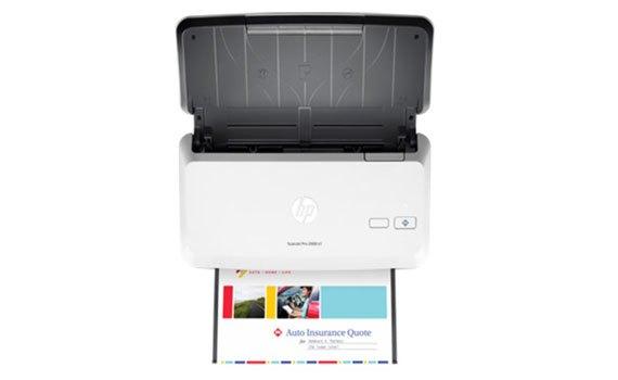 Máy scan HP Pro 2000 S1-L2759A quét hình ảnh thật chi tiết