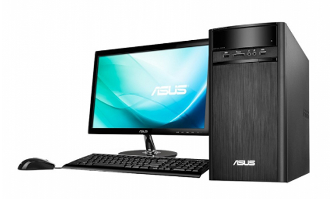 Máy tính để bàn AsusK31CD-K-VN012D chất lượng âm thanh siêu nét