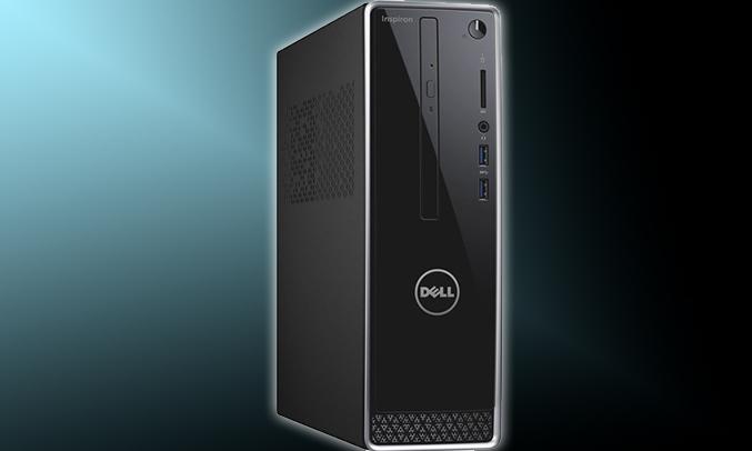 Máy tính để bàn Dell Inspiron 3650 (Core i3) sang trọng