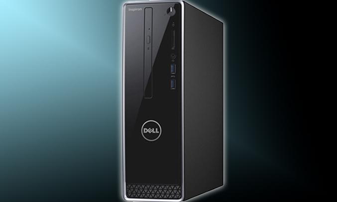 Máy tính để bàn Dell Inspiron 3650 (Core i3) kết nối nhanh chóng