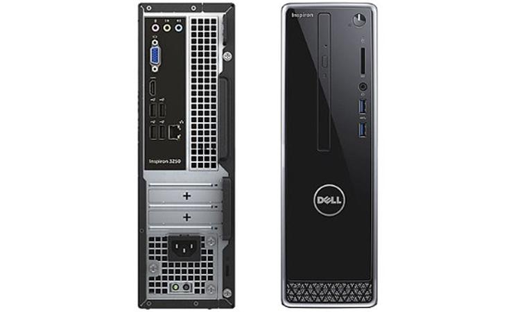 Máy tính để bàn Dell Inspiron 3650 (Core i3) có webcam cực chuẩn