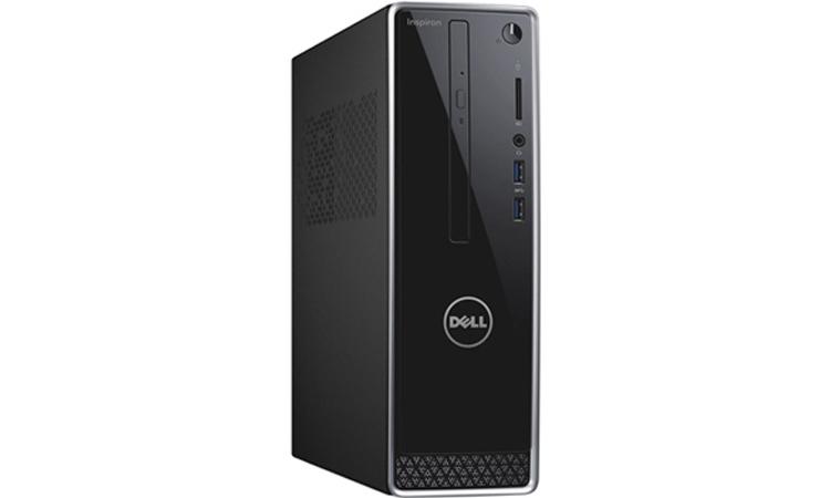 Máy tính để bàn Dell Inspiron 3250 (Pentium/HD Graphics) có thiết kế sang trọng