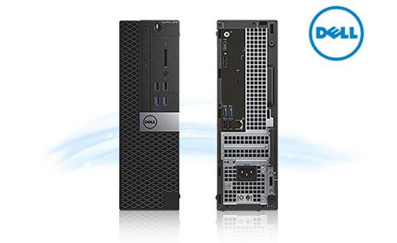 Máy tính bàn Dell Optiplex 3046SFF 70086073 trang bị chip Intel Core-i3 6100