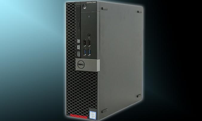 Máytính bàn Dell Optiplex 3046SFF 70086073 kết nối nhanh chóng