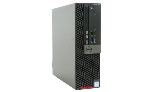 Máy tính bàn Dell Optiplex 3046SFF 70086073 tích hợp ổ đĩa quang tiện lợi