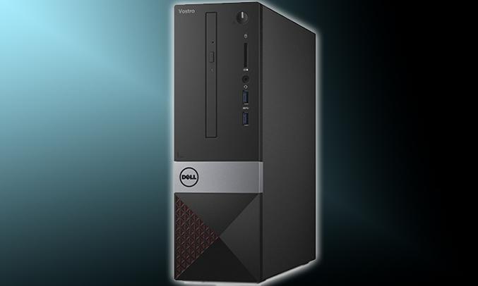 Máy tính để bàn Dell Vostro 3268 (Core I5) dung lượng lớn