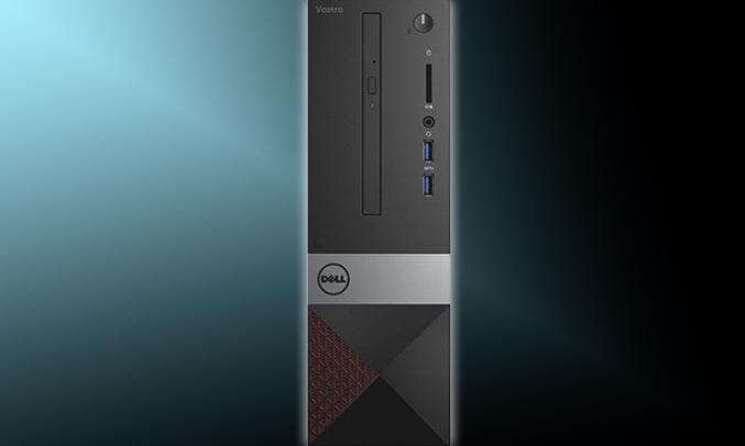 Máy tính để bàn Dell Vostro 3268 (Core I5) kết nối rộng rãi