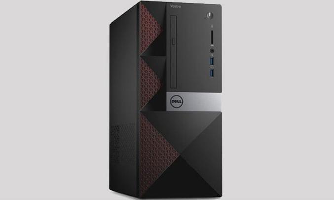 Máy tính để bàn Dell Vostro3668 (MTG4560) có thiết kê bền b