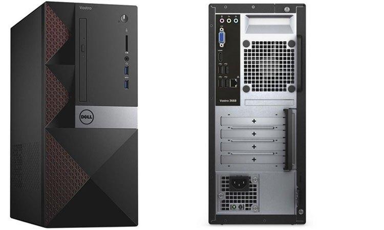 Máy tính để bàn Dell Vostro 3668 (Core i7) RAM 8GB, ổ đĩa cứng 1TB
