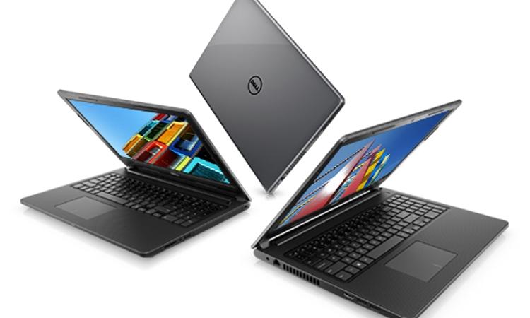 Máy tính xách tay Dell InspironN3567 Core I3 kết nối nhanh chóng
