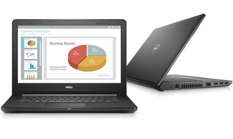 Máy tính xách tay Dell Inspiron N3567 Core I3 sở hữu công nghệ chống loá