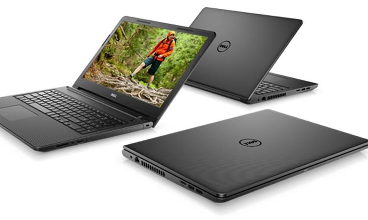 Máy tính xách tay Dell Inspiron N3567 Core I3 có thiết kế hiện đại