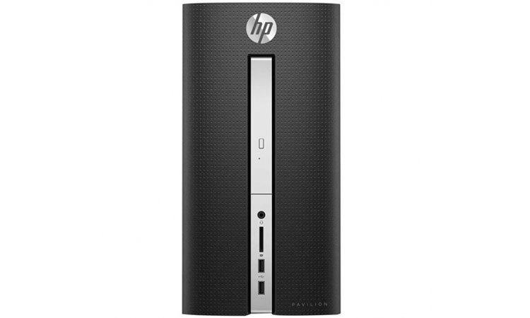 Máy tính để bàn HP Pavilion 570-P012L có nhiều cổng kết nối