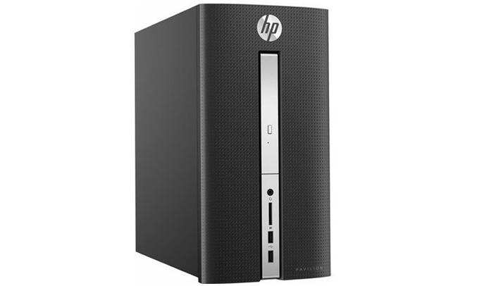 Máy tính để bàn HP Pavilion 570-P021L (core i7) nổi bật với vẻ ngoài sang trọng và mạnh mẽ