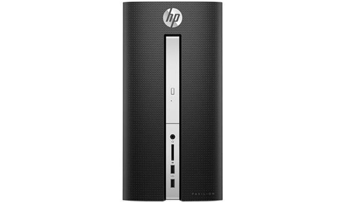 máy tính để bàn HP Pavilion 570-P021L cũng được hợp ổ đĩa cứng với dung lượng lên đến 1TB