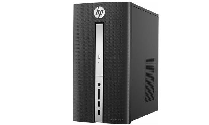 máy tính để bàn tích hợp các cổng kết nối phổ biến USB, LAN, VGA