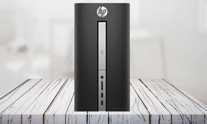 Máy tính để bàn HP Pavilion 570 P078L - 2CC50AA kết nối đa dạng