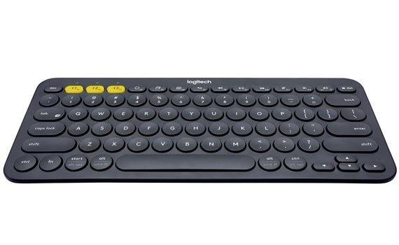 Bàn phím Bluetooth Logitech K380 rất nổi bật với vẻ ngoài