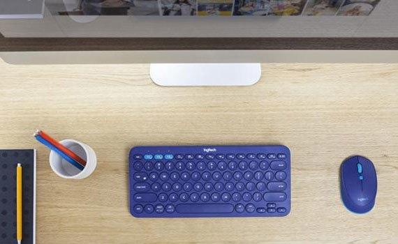 Bàn phím Bluetooth Logitech K380 mang đến trải nghiệm mới hấp dẫn