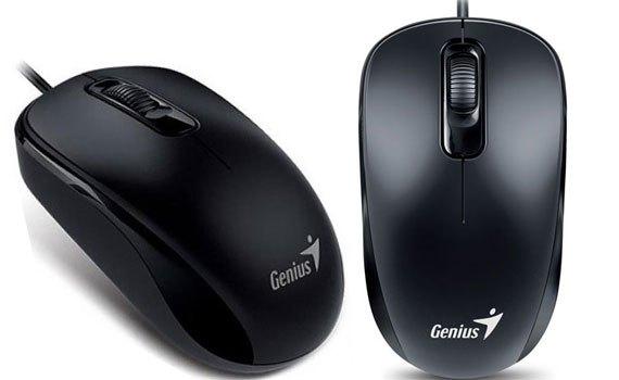 Chuột có dây Genius DX110 chính hãng