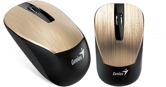 Chuột không dây Genius NX 7015 chính hãng, ưu đãi