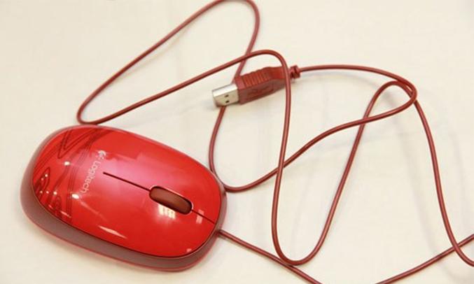 Chuột Logitech M105 có dây tiện lợi