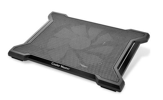 Đế tản nhiệt CoolerMaster X-Liter II màu đen tản nhiệt tốt