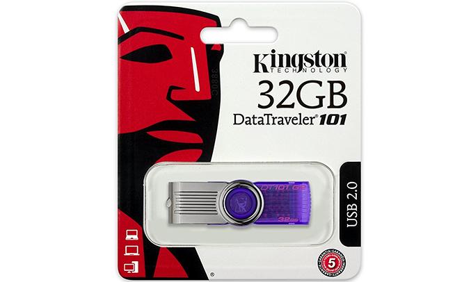 USB Kingston 32GB DT101G2 dung lượng lớn