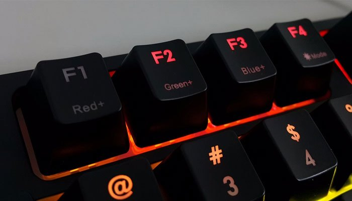 Mỗi phím trên máy tính đều có một chức năng riêng
