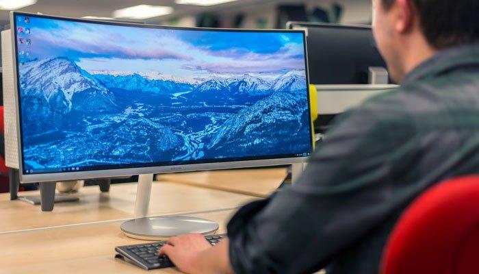 Chọn độ sáng màn hình vi tính
