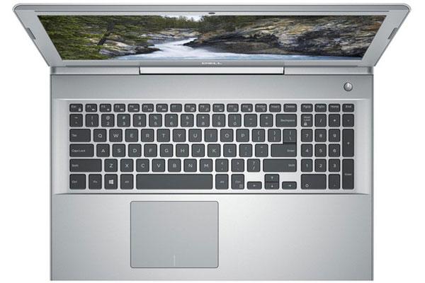 Vostro 7570 màn hình 15 inch Full HD IPS cho hình ảnh hiển thị sắc nét