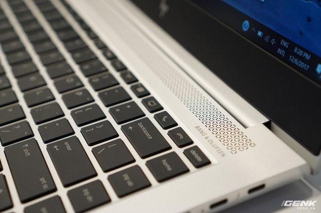 Chip Core i7 mạnh mẽ phục vụ tốt công việc