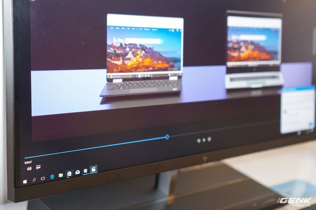 HP cũng trình làng dòng máy tính AiO trong đợt ra mắt cuối năm này