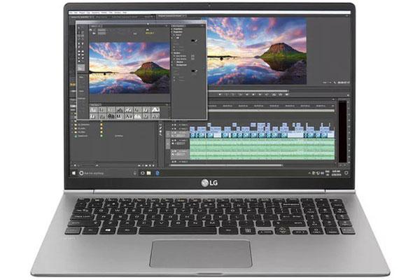Phiên bản laptop LG Gram 2018 nâng cấp dung lượng pin đáng kể so với dòng năm 2017