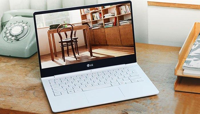 Laptop LG Gram 13 inch ZD970-G thiết kế mỏng gọn, cấu hình mạnh mẽ