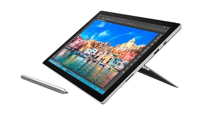 Máy tính bảng Surface Pro 5 sẽ nâng cấp cấu hình