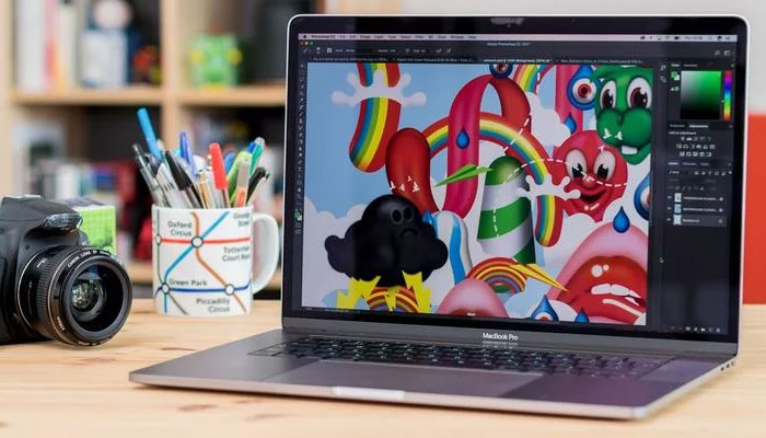 Macbook Pro 13 inch mạnh mẽ với Core i5 và Iris