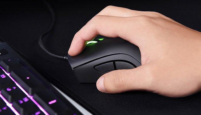 Chọn kiểu dáng chuột máy tính
