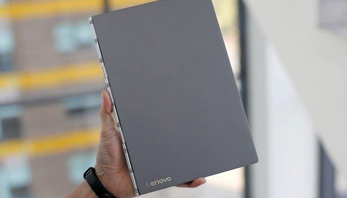 Máy tính bảng Lenovo Yoga Book có màn hình 10 inch