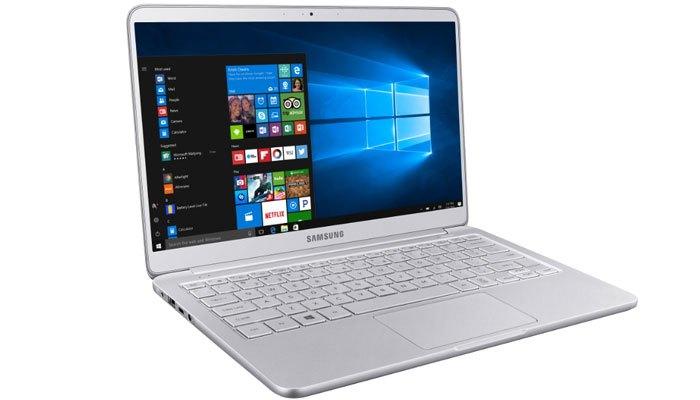 Máy tính xách tay Samsung Notebook 9 được trang bị GPU rời