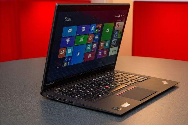 Chiếc laptop ThinkPad X1 Carbon siêu mỏng đến từ Lenovo đã ngoạn mục vượt mặt các đối thủ nặng kí